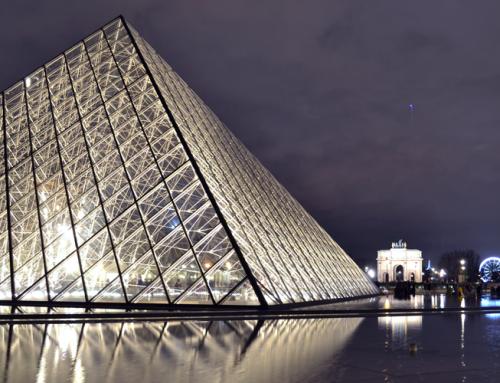 Paris, que tal colocá-la no próximo roteiro?