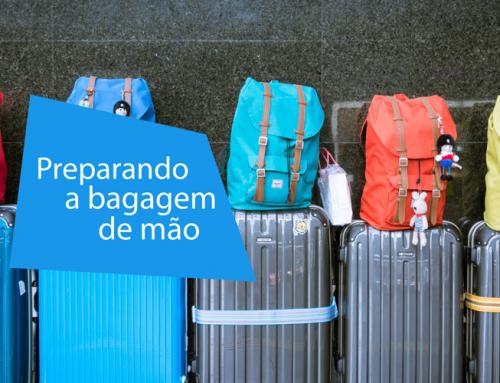 O que levar na bagagem de mão?