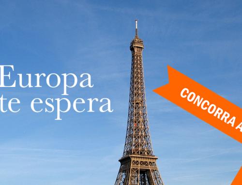 A Europa te espera!